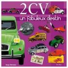 """Livre """"2CV, UN FABULEUX DESTIN"""""""
