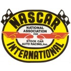 Autocollant NASCAR INTERNATIONAL