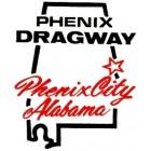 Autocollant PHENIX DRAGWAY ALABAMA