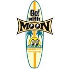 Autocollant MOON SURFBOARD
