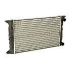 Radiateur d'eau largeur 480mm pour Golf 1  1500cc Diesel, 1600cc, 1600cc Gti 8/80-12/80
