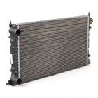 Radiateur d'eau largeur 570mm pour Golf 1  1600cc Diesel et Turbo Diesel, 1600cc Gti avec clim