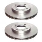 Set de 2 disques de frein avant ventilé 239x20mm