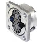 Pompe à huile SHADEK gros débit (30mm) aluminium  8/67-7/71 pour full-flow uniquement