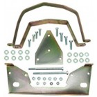 Kit ceinturage rigide pour boite de combi sur chassis cox