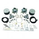 Kit doubles carburateurs EMPI 40mm type Kadron pour moteur T4