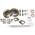 Kit frein à disques arrière 5x205  pour trompettes -67