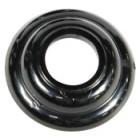 Rondelle de manivelle de lève vitre -55 noire