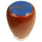Pommeau en bois FLAT GT