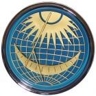 Bouton de klaxon pour volant BANJO « SUN & MOON »