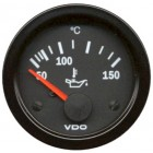 Cadran de température d'huile 50-150°