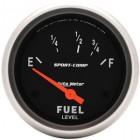Manomètre de niveau d'essence «SPORT COMP» diamètre 52mm