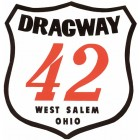Autocollant DRAGWAY 42