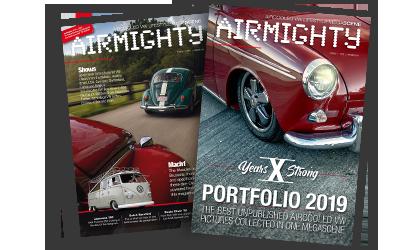 Airmighty 37 et Portfolio 2019