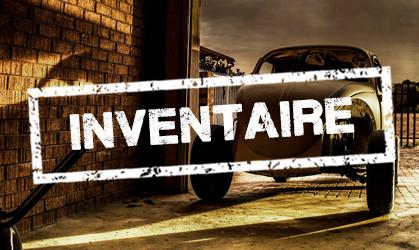 Inventaire 2019-2020